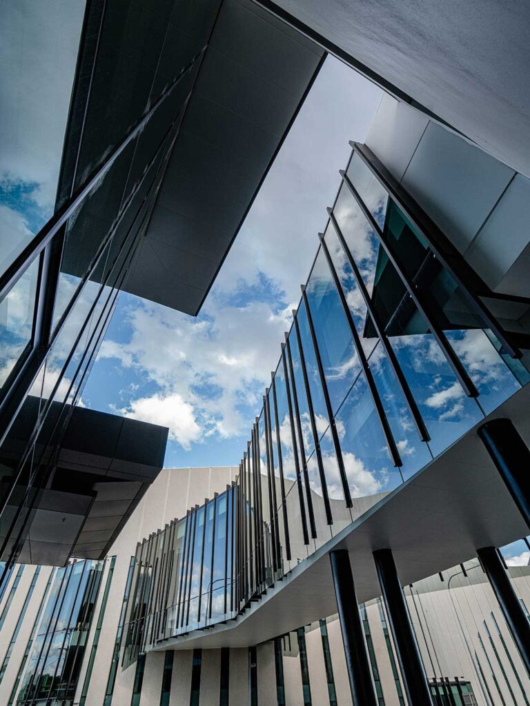 Prism Facades, Sydney Coliseum Theatre, Facade installation